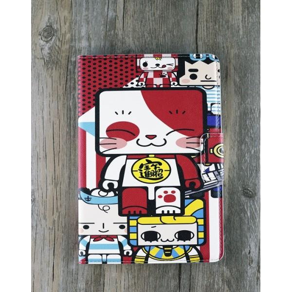 Printed  i Pad case /   數碼印花 - i Pad 套