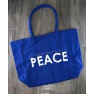 Peace Love World Tote Bags 2  / 大容量購物袋 2