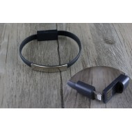 Hand band iphone usb connector / iphone USB連接手帶