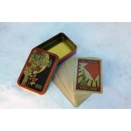 Tarot with metal box /塔羅牌金屬盒包裝