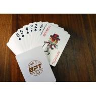 BPT 4C Printing +Bronzing Play Card / BPT 常色4色印刷+ 熨金啤牌