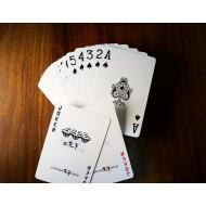 KZ 4C Printing Card / BPT 常色4色印刷