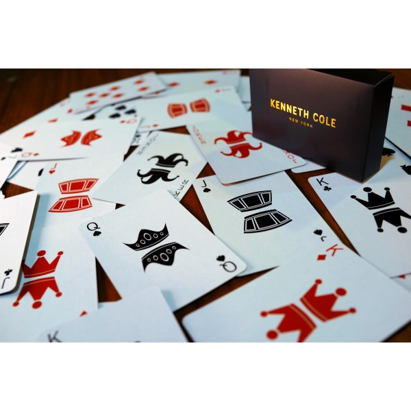 Kenneth Cole Playing Card / Kenneth Cole 紙啤牌