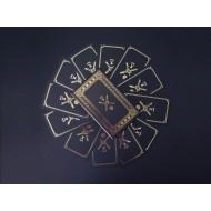 Golden Thread Tarot /品牌熨金塔羅牌