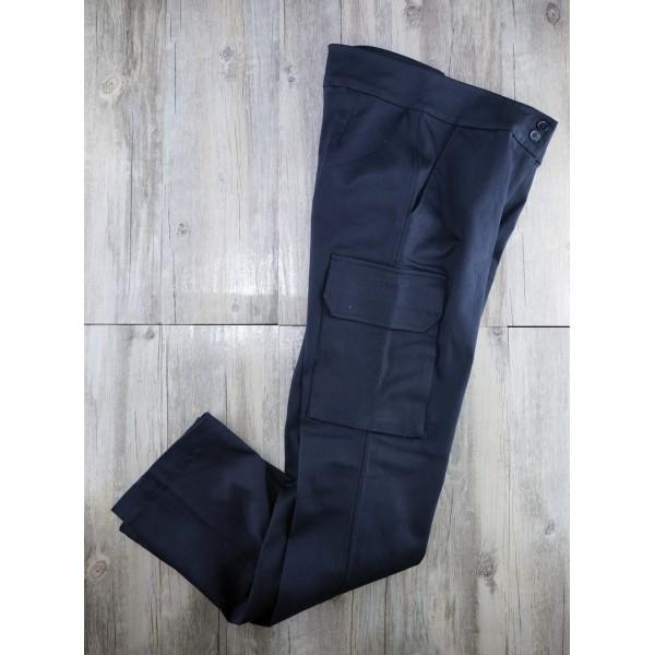 Agnes' b Woven Pant / Agnes' b 五袋長褲