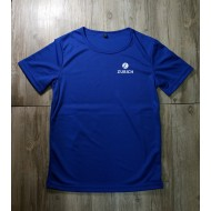 Mesh Crew Neck T-Shirt