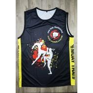 Thai-Boxing Fast-Dry Vest / 速乾運動背心 2
